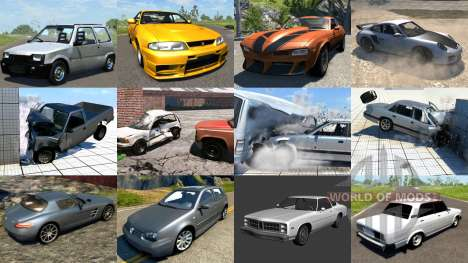 Features BeamNG Drive