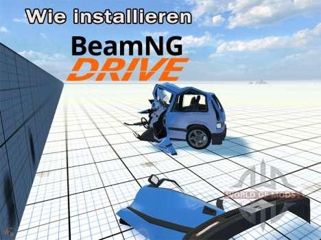 Anleitung zum installieren von BeamNG Drive