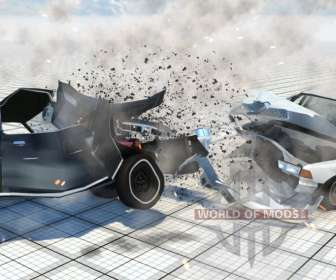 Mods pour BeamNG drive