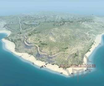 Karte für BeamNG Drive