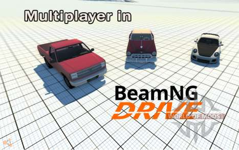 die Wahrheit über den Multiplayer in BeamNG.drive
