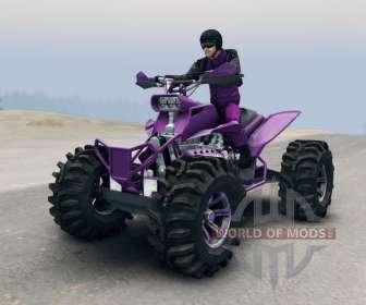 Motorräder für Spin Tires