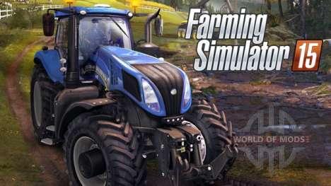 Farming Simulator 2015: Agricultural Simulator