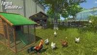 Screenshot der Huhn der Landwirtschafts-Simulator 2013