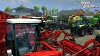 Eine Vielzahl von landwirtschaftlichen Maschinen - screen-capture-FS 2013
