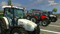 Traktoren der Landwirtschafts-Simulator 2013 - Bild aus dem Spiel