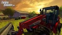 Schöne Ordnung in die screen-capture-der Landwirtschafts-Simulator 2013