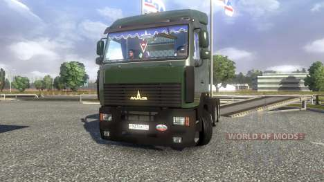 Camions pour Euro Truck Simulator 2