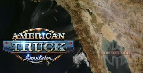 American Truck Simulator Kalifornien