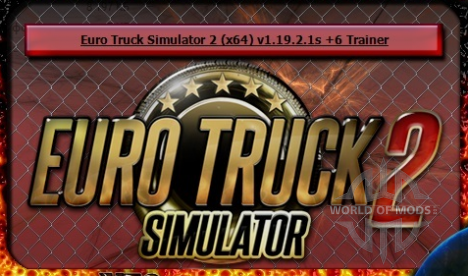 Télécharger Euro Truck Simulator 2 trainer