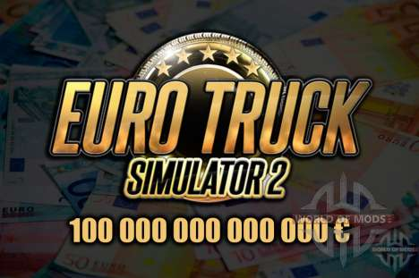 Download Euro Truck Simulator 2 mod Geld