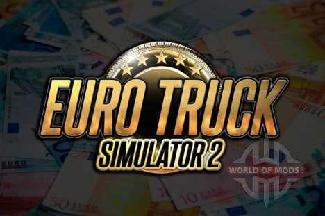 Euro Truck Simulator 2 - Geld