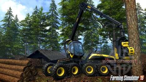 Update für Landwirtschafts-Simulator 2015