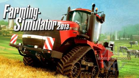 Update für Farming Simulator 2013