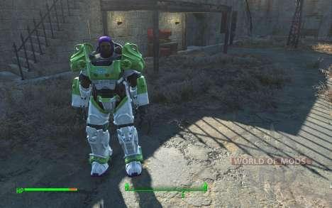 Drôle de Fallout 4