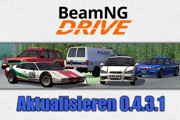 Update für BeamNG Drive