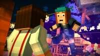 Les personnages dans Mincraft histoire mod