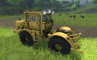 Traktor in der Farming Simulator 2013