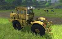 Traktor in der Farming Simulator 2013