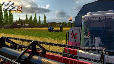 Landwirtschafts-Simulator 2015 Gold Edition