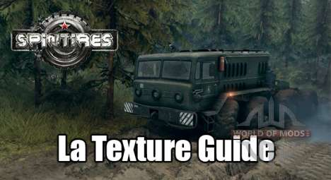 SpinTires modding
