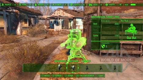 la Sécurité de votre maison dans Fallout 4 première
