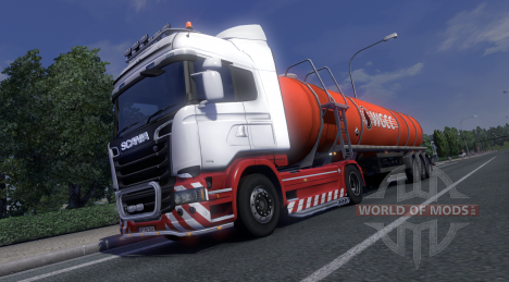 Vous allez tourner à Euro Truck Simulator 2 dans le jeu en ligne?