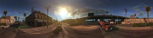 American Truck Simulator - Stadt-panorama