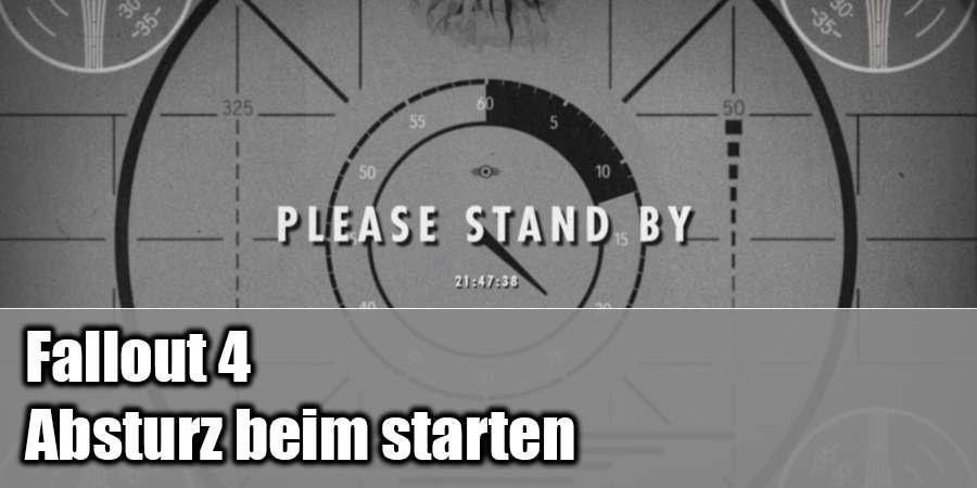 Warum Fallout 4 Spiel ist kaputt?