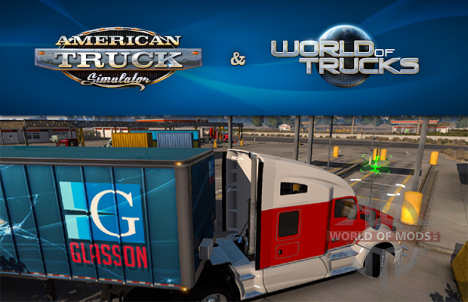American Truck Simulator und World of Trucks