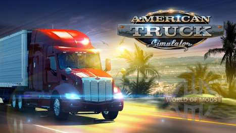 American Truck Simulator-DLC