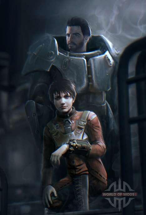 Fallout 4 von shalizeh