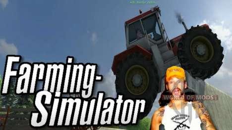 Landwirtschafts-Simulator 2013 lustige Momente