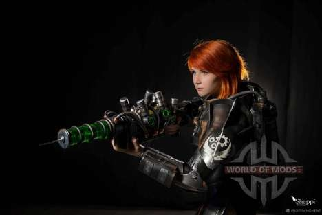 Fallout - Brotherhood of Steel cosplay von Shappi