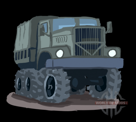 SpinTires moments Drôles
