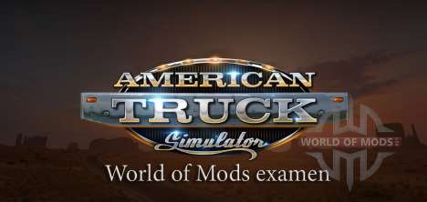 American Truck Simulator examen