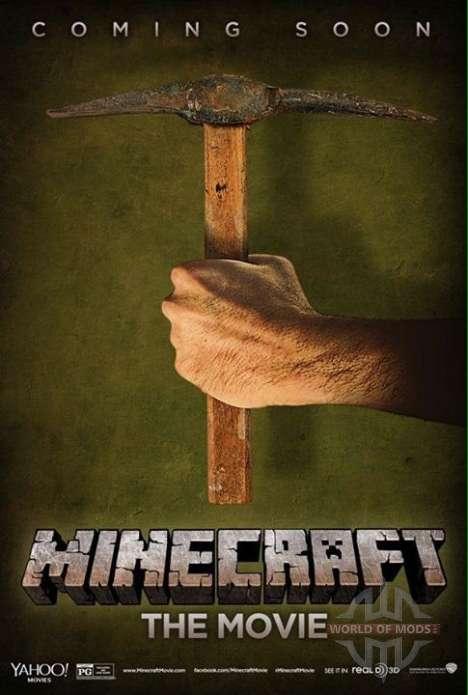 Offizielle Minecraft-poster