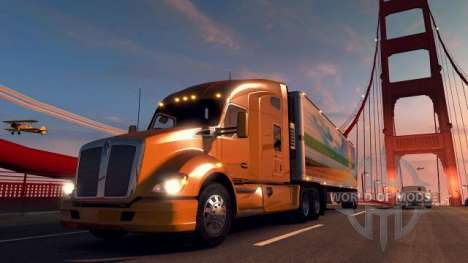 American Truck Simulator-Trainer