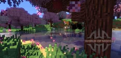 das Leben im Wald mod für Minecraft