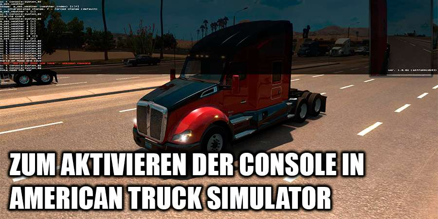 ATS-console