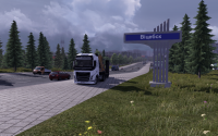 russe cartes pour American Truck Simulator