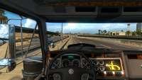 Cockpit-Ansicht