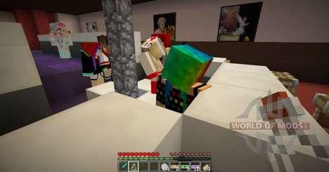 le Sexe dans Minecraft