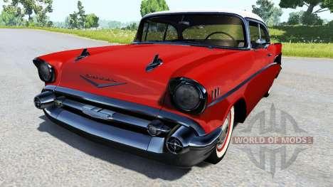 Chevrolet Bel Air de Coupé 1957