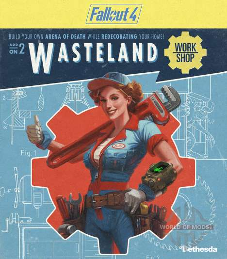 Wasteland Workshop-DLC