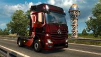 turc camion modèle ETS 2