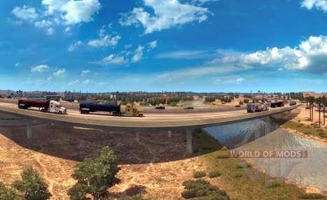 Panoramas de l'Arizona, American Truck Simulator