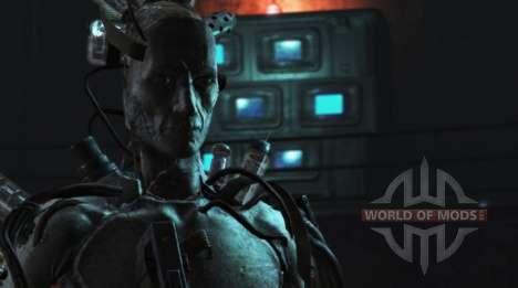Diese seltsame Synthesizer ist einer der wichtigsten Charaktere des DLC Far Harbor für Fallout 4