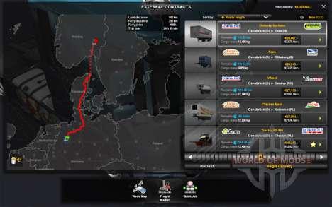 Verträge für World of Trucks