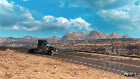Open beta des 1.3 update für American Truck Simulator
